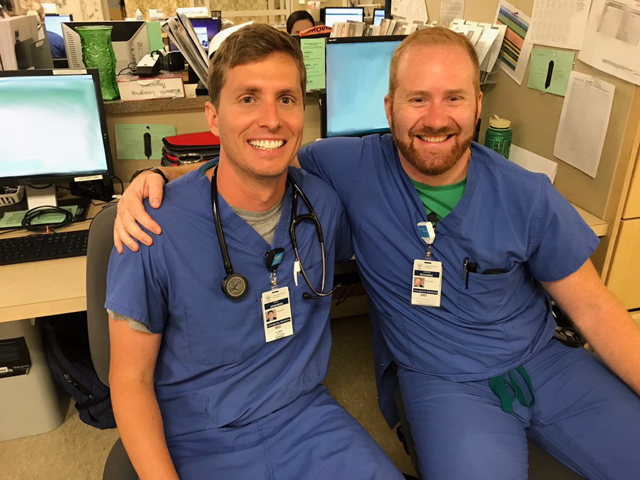 OHSU faculty assume care of Adventist emergency patients | 96,000