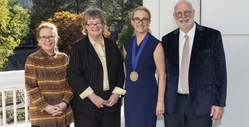 Incredible Dr Laura Ibsen Receives Endowed Professorship 96 000 Gmtry Best Dining Table And Chair Ideas Images Gmtryco