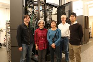 Shyng Lab, research team