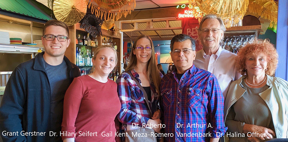Members of the Offner Lab