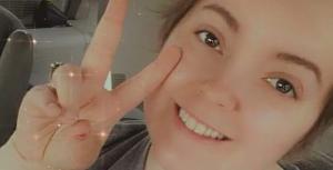Selfie of Brea Green