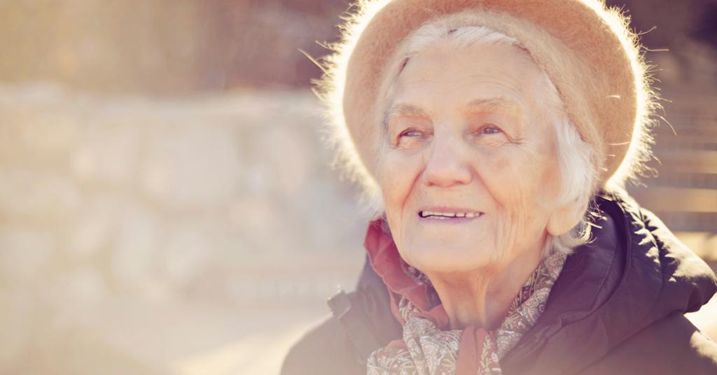 senior-woman-happy