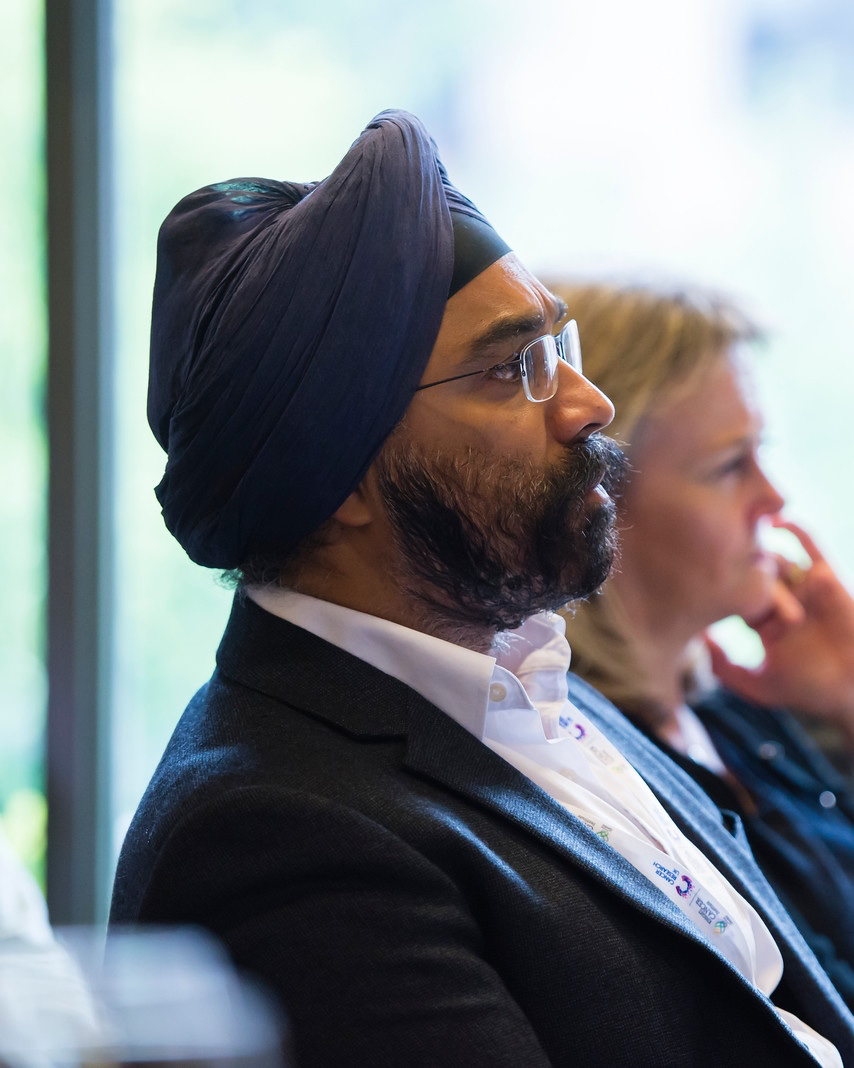 harpal kumar at early detection conf (1)
