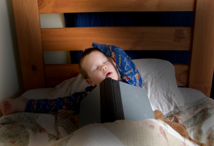 Q: My child snores while sleeping  Should I be worried