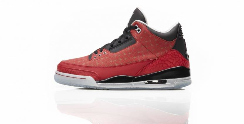 Air Jordan Retro 3 Doernbecher Calendrier 2010