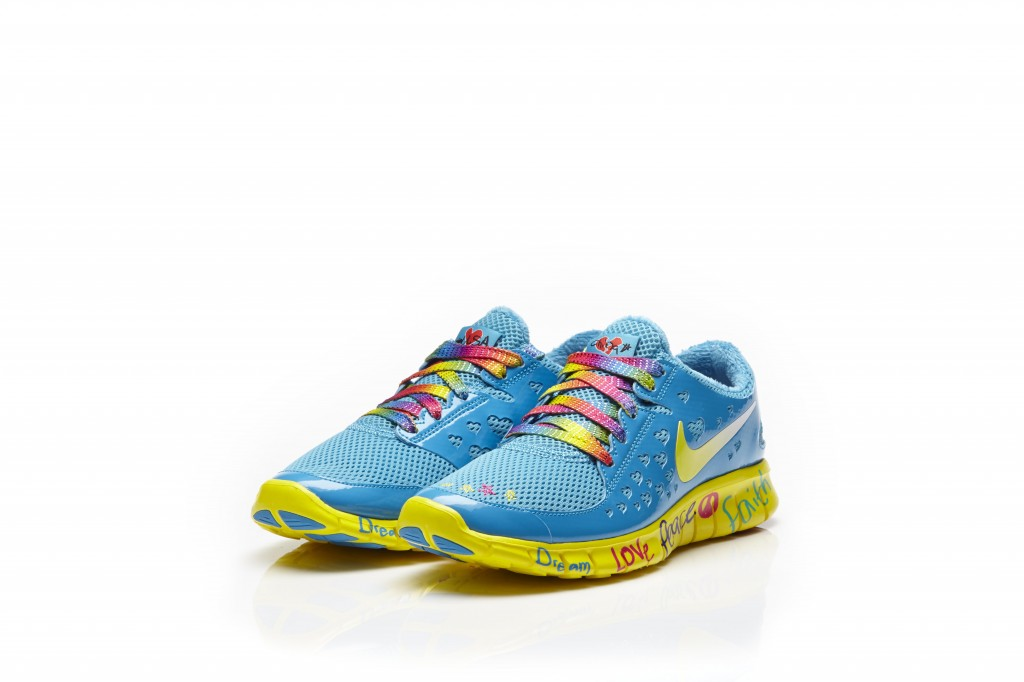 separation shoes eea98 c36a2 Shelby Lee s Nike Free Run 2
