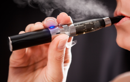 Nicotine levels for electronic cigarettes