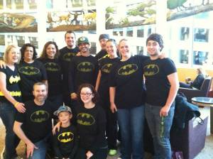 Isaiah Batman family