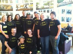 Isaiah Batman family