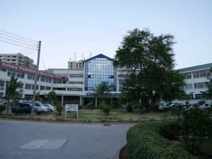 Jengo La Watoto children's hospital at MUHAS