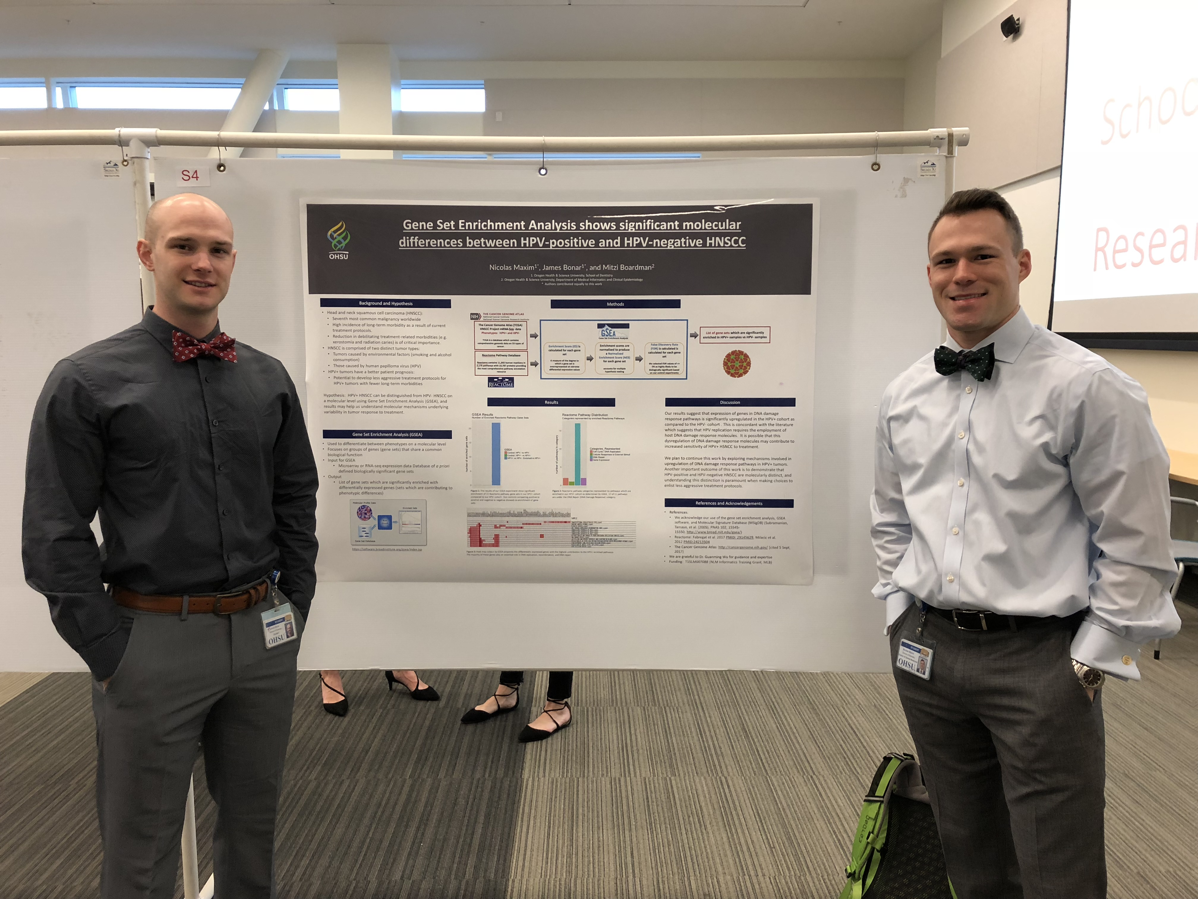 Post-Doc Fellow and Dentist Mentors OHSU Dental Students to