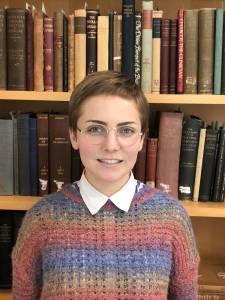 Image of Meg Suhosky, November 2018