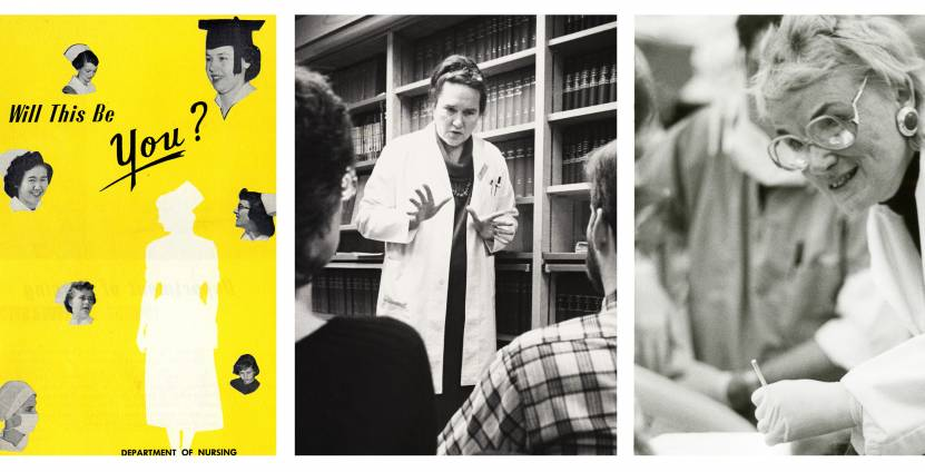 """bookmark image for """"There's a Place for You"""": Oregon Women in the Health Sciences"""