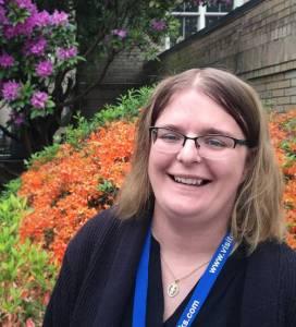 Pamela Pierce, Digital Scholarship and Repository Librarian