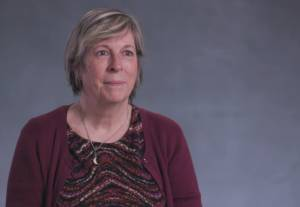Image of Rosemary Toedtemeier from the oral history interview recording
