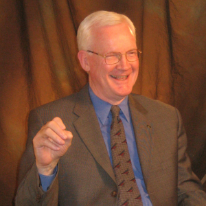Peter Kohler during his 2006 oral history interview.