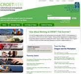 Visit CROETweb