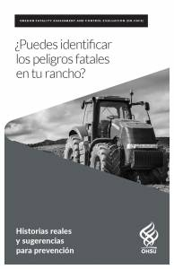 Spanish language agriculture hazard alert