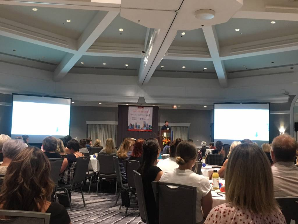 Portland Business Journal Healthiest Employers of Oregon Awards 2018, Human Resources Summit Presentation Speaker