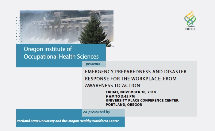 The psychology of emergency preparedness | Oregon and the