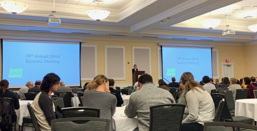 2018 OPHA Conference