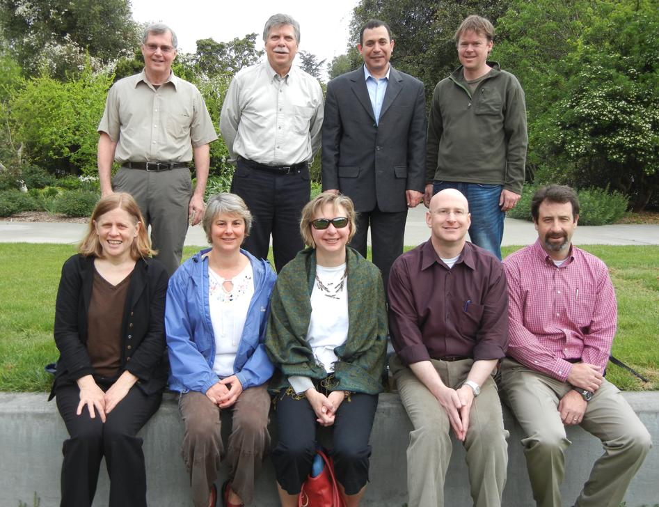 Egypt Pesticide Study Team Photo