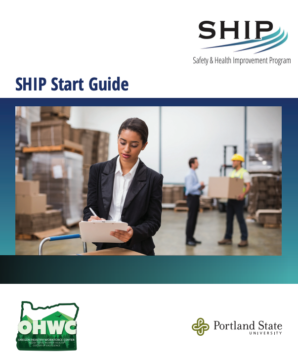 Safety Health and Improvement Program (SHIP) Total Worker Health toolkit
