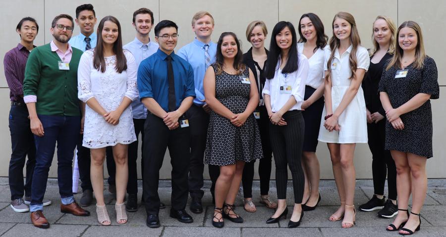 2021 Occupational Health Sciences intern program at OHSU