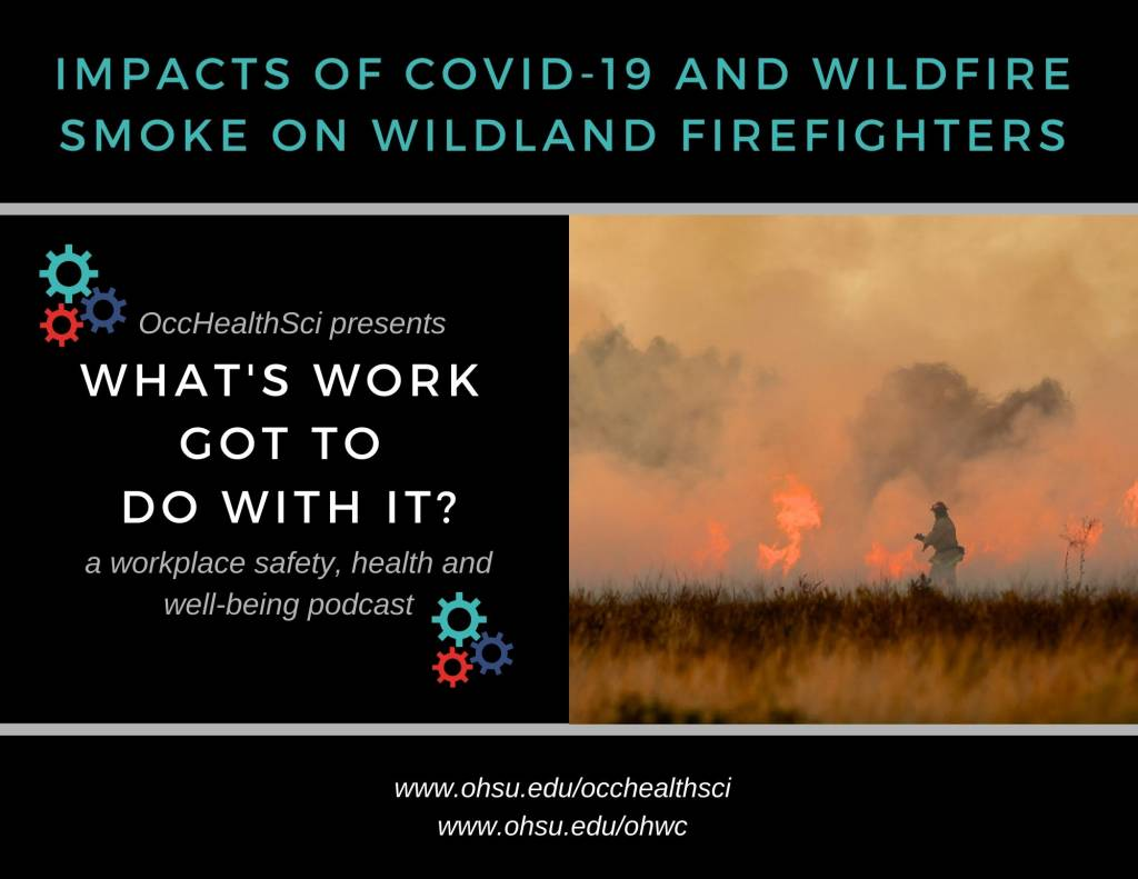 Impacts of COVID-19 and wildfire smoke on covid 19
