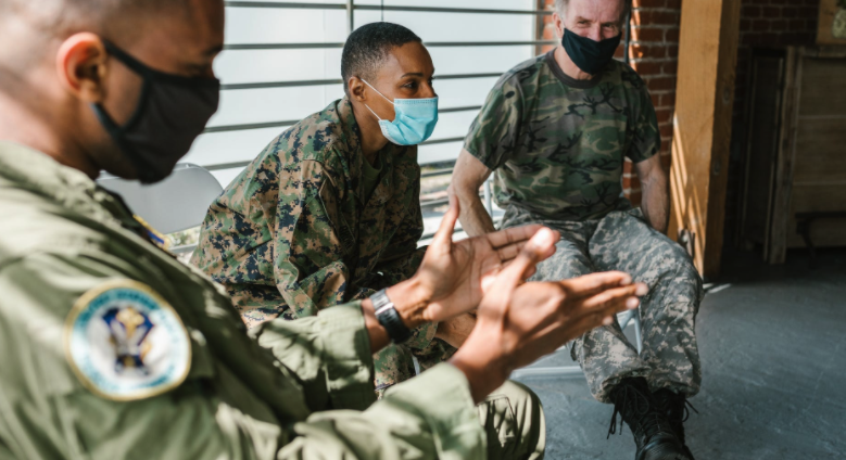 SERVe intervention featured in Military Reach