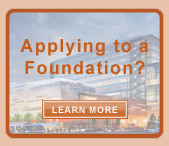 Applying to a foundation?