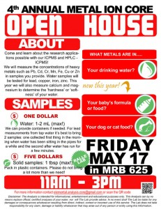 4th annual iron core open house image