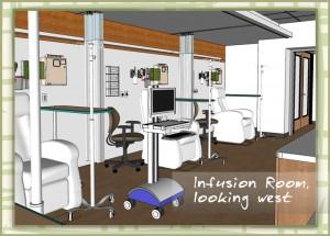Infustion Room render