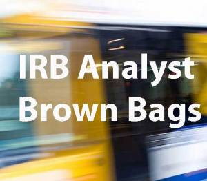 IRB Brown Bag