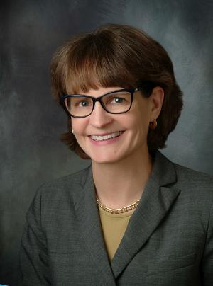 Keynote speaker Laurie K McCauley