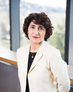 Bita Maghaddam, Ph.D., Ruth Matarazzo Professor and chair of the Department of Behavioral Neuroscience, OHSU