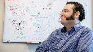 Brian J. O'Roak, Ph.D., assistant professor of molecular and medical genetics, OHSU,