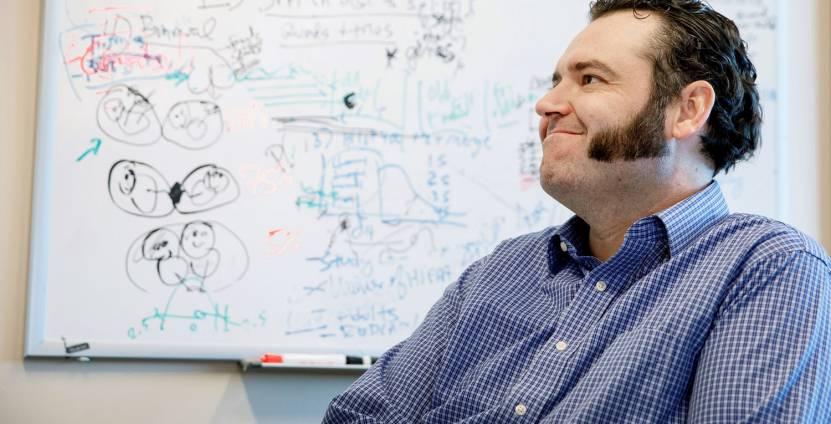 Brian J. O'Roak, Ph.D., assistant professor of molecular and medical genetics, OHSU,
