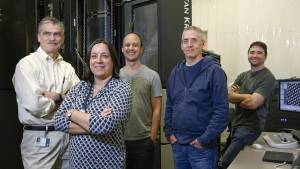 Michael Chapman, Ph.D., Claudia Lopez, Ph.D., Steve Reichow, Ph.D., Eric Gouaux, Ph.D., and Craig Yoshioka, Ph.D.