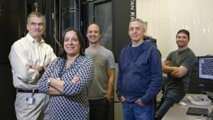 Michael Chapman, Ph.D., Claudia Lopez, Ph.D., Steve Reichow, Ph.D., Eric Gouaux, Ph.D., and Craig Yoshioka, Ph.D.