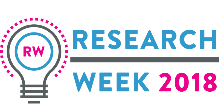 Research Week 2018: April 30 to May 2