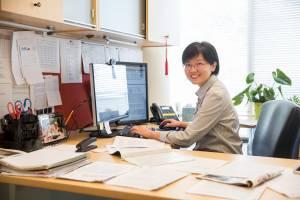 Yali Jia, Ph.D.