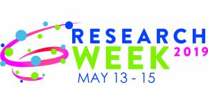 Volunteer registration is open for Research Week is May 13-15