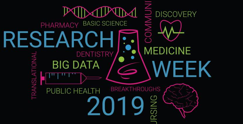 Research Week 2019 is May 13-15