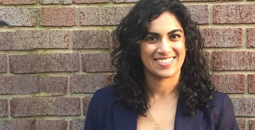 Nithyaa Ramalingam, Ph.D., named director of postdoctoral affairs