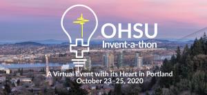 OHSU Inventathon Oct 23-25 2020