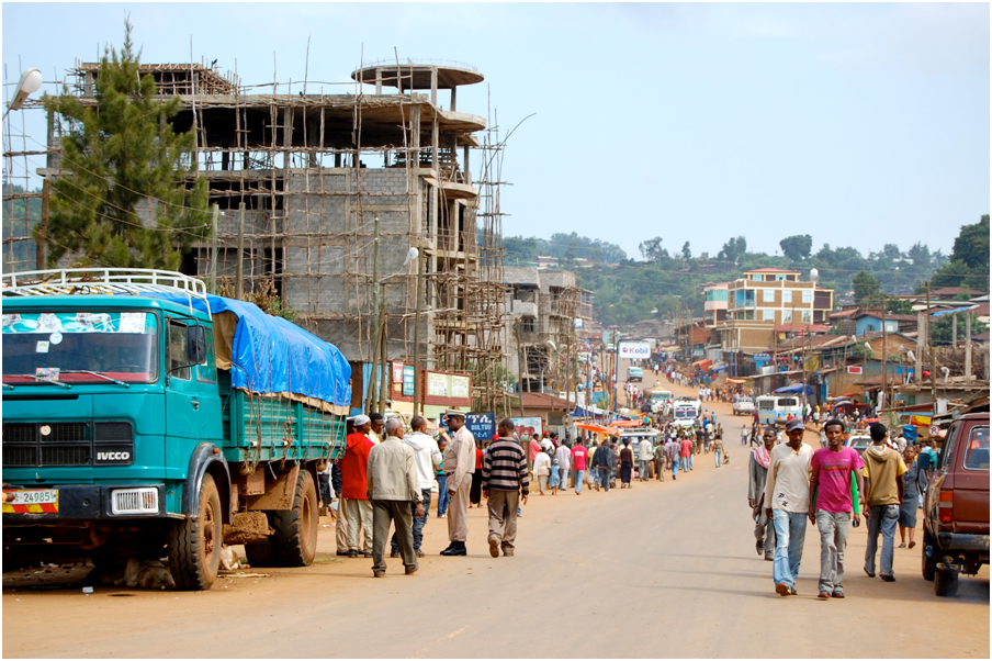 Image result for Photos of the streets of Ethiopia