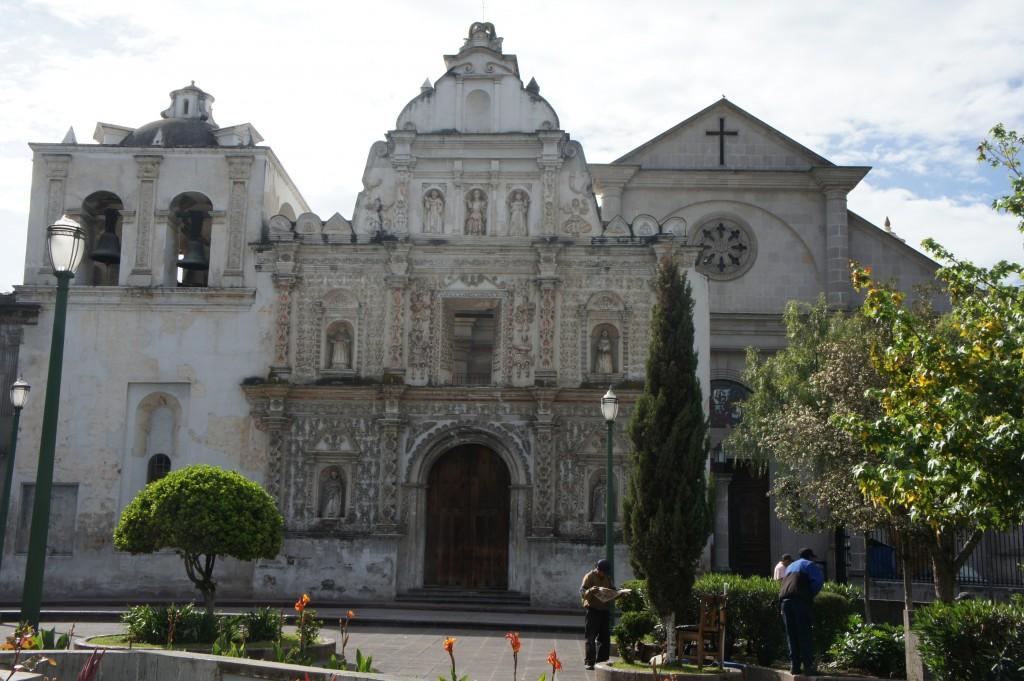 Hola! from Xela, Guatemala! | OHSU StudentSpeak