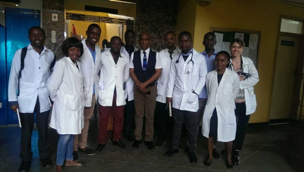ZambiaMedicalStudents
